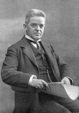 Carl Nielsen 1917