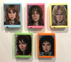 The New York Dolls 8 Track Tapes