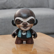 Metal Sloth Munny