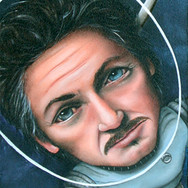 Sean Penn In Space