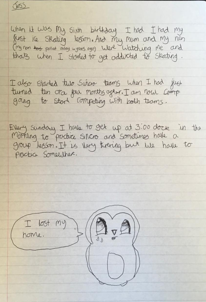 Jess's story