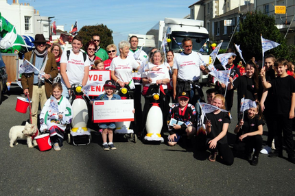One Year On: Ryde Arena Community Action Group—Still Fighting Strong for Our Ice Rink!