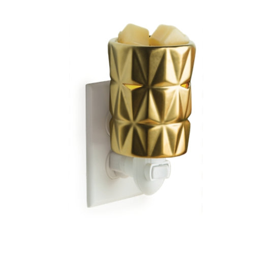 Pluggable Gold Facets Warmer