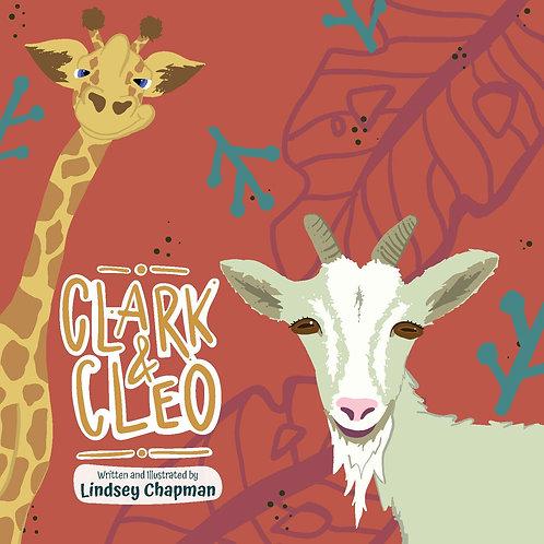 Clark & Cleo by Lindsey Chapman