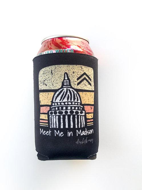 Koozie - Meet Me in Madison Capitol