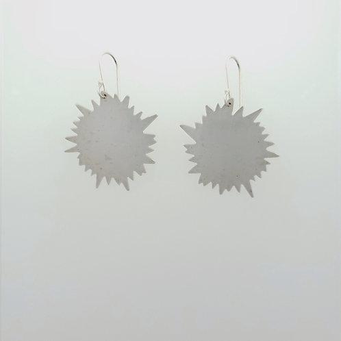 Exploding Star Earrings