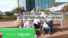 Schneider Electric_2019 University Program