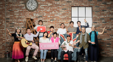 서울시50플러스재단과 LGU+가 함께하는 50+유튜버스쿨 메인영상