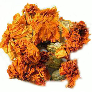 Marigold buds