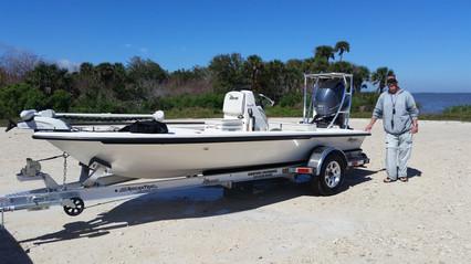 Maverick Boat
