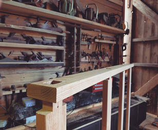 Mortice & Tenon Joinery