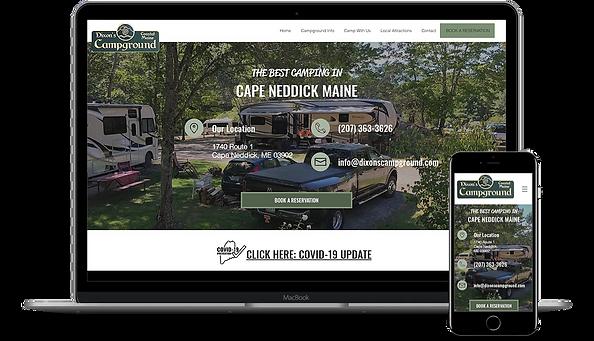 york maine websites