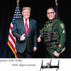 Honor and a Privilege to serve 45