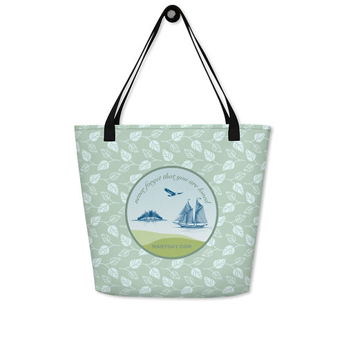 Cranberry Isles Tote Bag