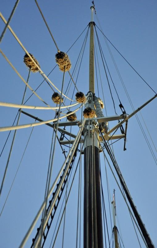 schooner rigging, connecting people, windjammer cruises, schooner Mary Day, a maine windjammer