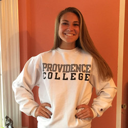 Abbie at Providence College