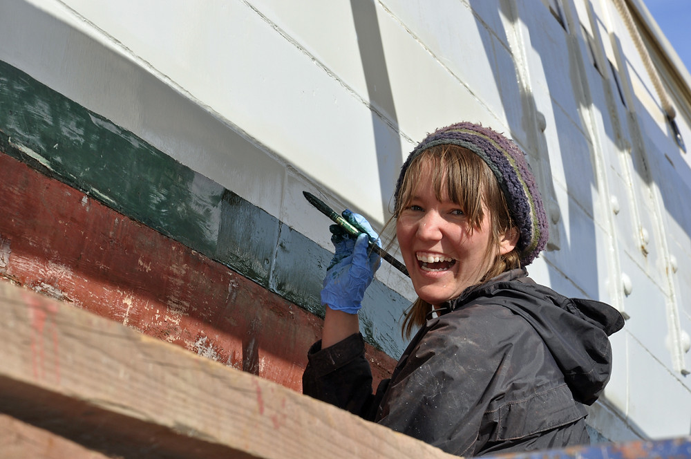 cool summer jobs aboard the maine windjammer mary day