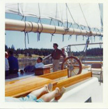 maine sailing vacations aboard windjammer mary day
