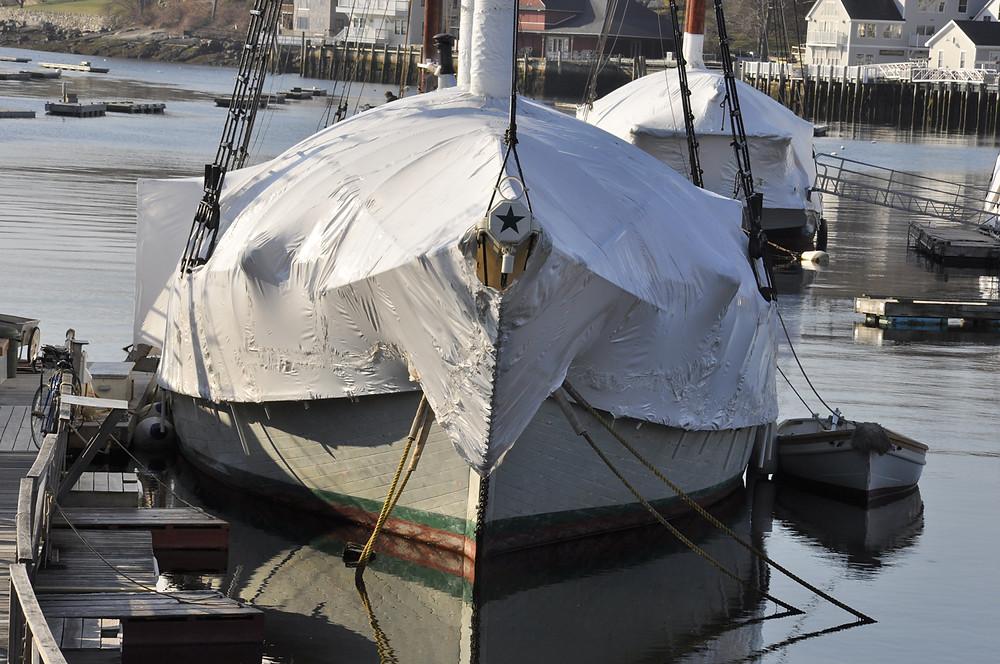 Schooner Mary Day windjammer cruises