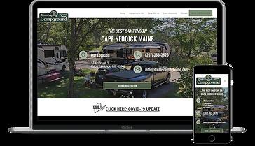 maine website company