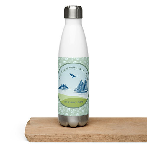 Cranberry Isles Water Bottle