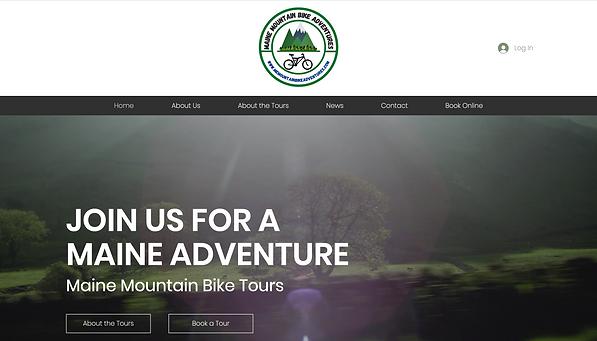 sanford maine websites