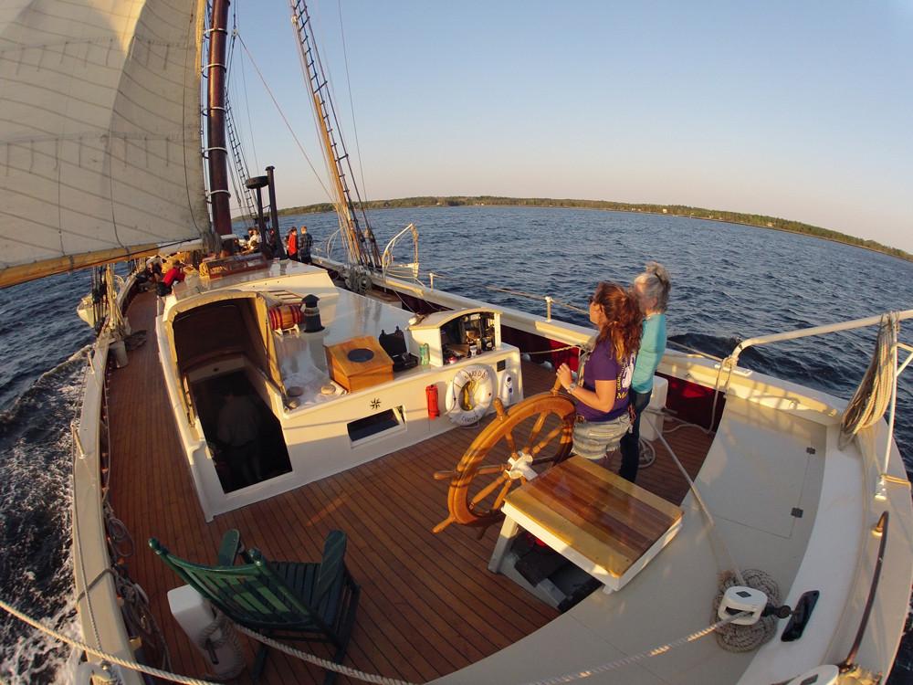 windjammer cruises vacations
