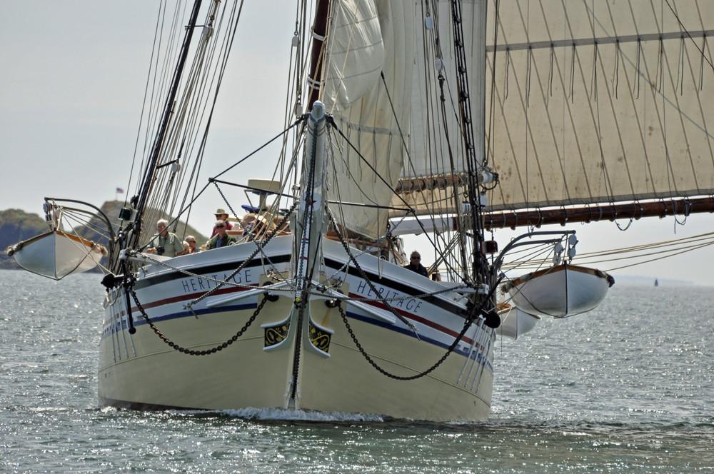 maine windjammer, schooner, schooner cruises, maine windjammers, windjammer cruises