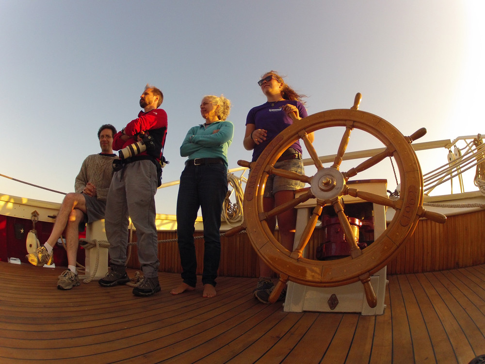 maine adventure sailing vacations