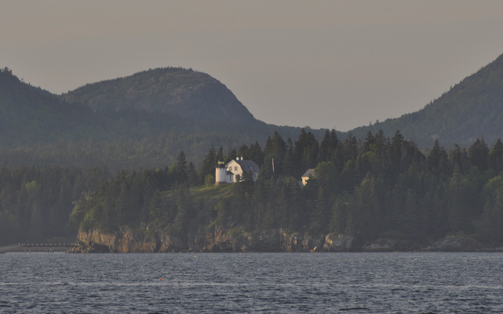 Lighthouses and Acadia National Park