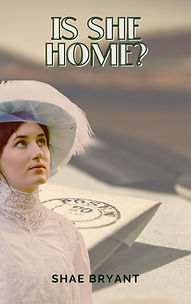 Is She Home Cover 2.jpg