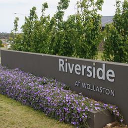 Riverside at Wollaston