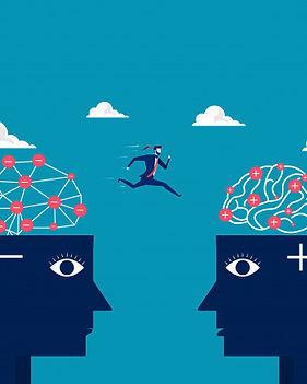 zakenman-sprong-tussen-hoofd-negatief-om