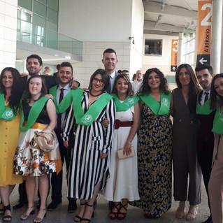 Por primera vez, una persona con síndrome de Down consigue un grado universitario en España