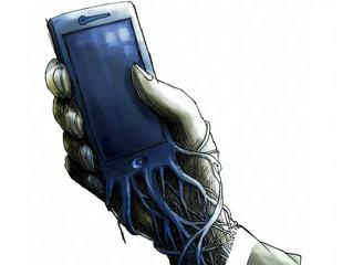 Dependencia al móvil: Un riesgo que pone en juego nuestra salud laboral