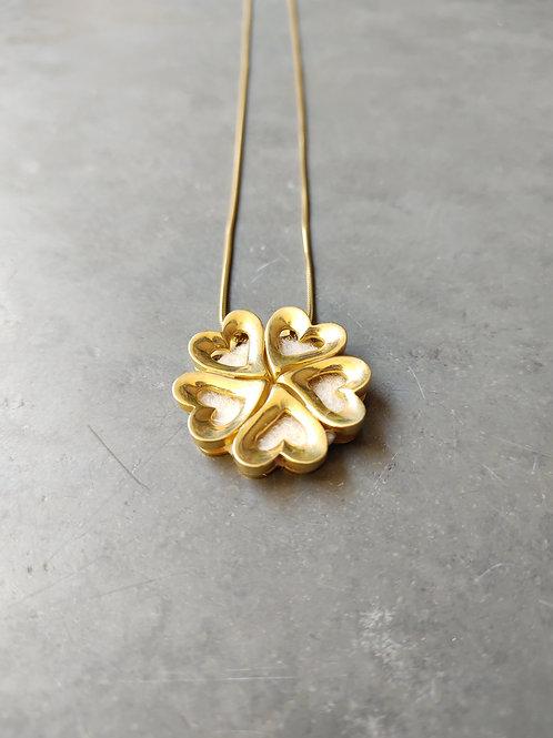 Mandala Cuore Dourada