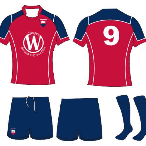 Rugby Jersey Sponsorship