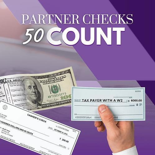 Partner Checks
