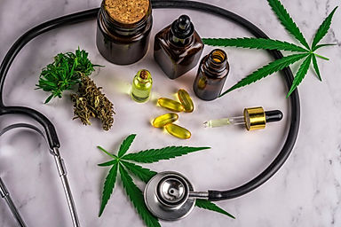 assorted-cannabis-products-pills-cbd-oil