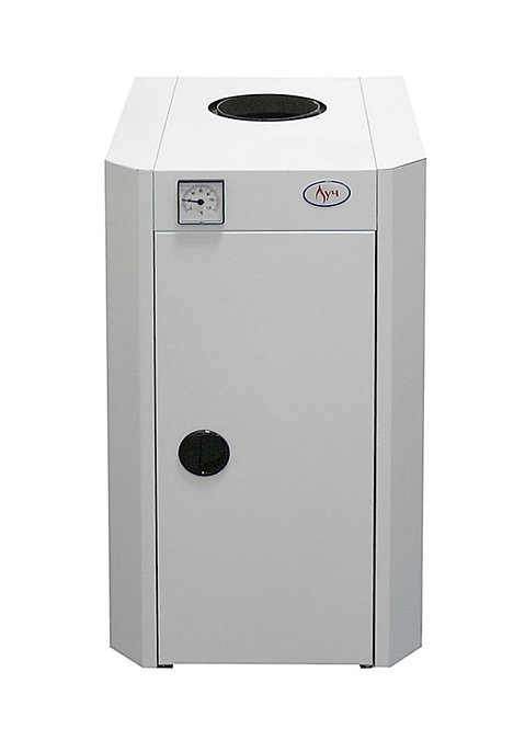 Напольный газовый котел КСГВ-12-12 ЛУЧ (до 120 кв. м., Таганрог)