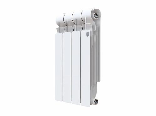 Алюминиевый радиатор Royal INDIGO 500 4 секции