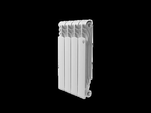 Биметаллический радиатор Royal Thermo Revolution Bimetall 500 4 секции