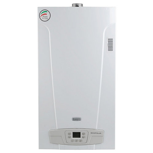 Настенный газовый котел BAXI ECOFOUR 24F (24 кВт, закр. кам.)