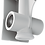 Thumbnail: Алюминиевый радиатор Royal Revolution 350 8 секций