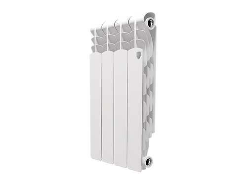 Алюминиевый радиатор Royal Revolution 500 4 секции