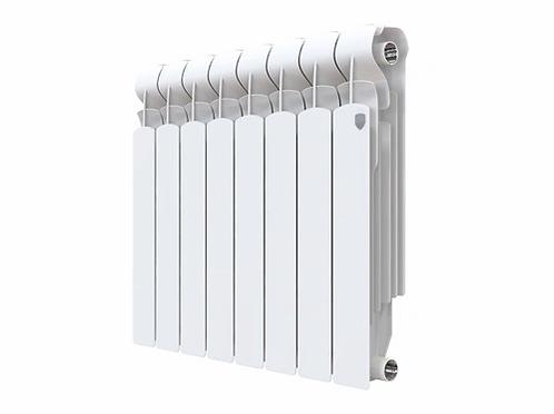 Алюминиевый радиатор Royal INDIGO 500 8 секций