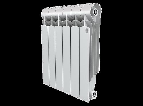 Алюминиевый радиатор Royal INDIGO 500 6 секций