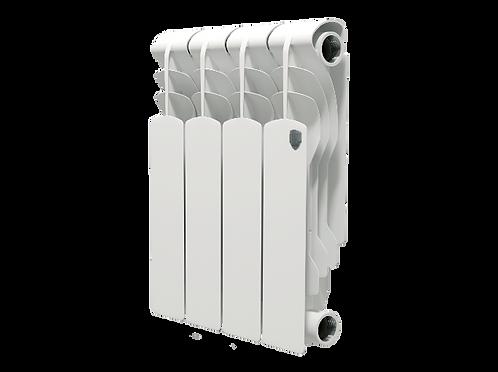 Биметаллический радиатор Royal Thermo Revolution Bimetall 350 4 секции