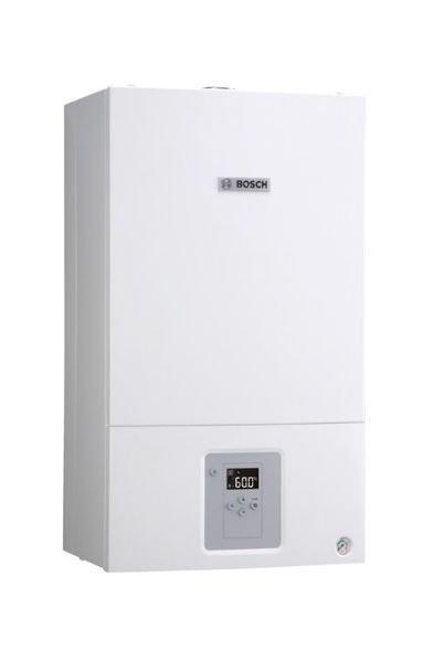 Настенный газовый котел BOSCH WBN6000-24C RN S5700 (24 кВт, зак. кам., 2 контура