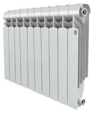 Алюминиевый радиатор Royal INDIGO 500 10 секций